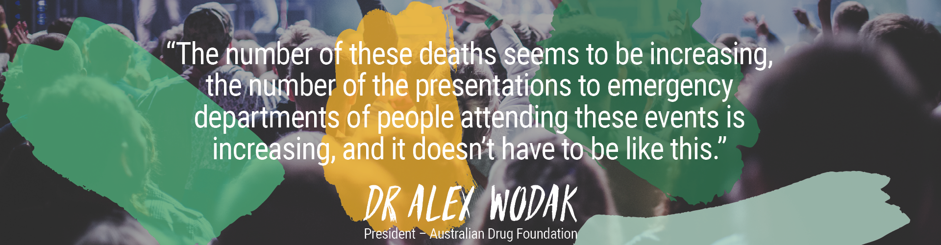 Dr Alex Wodak