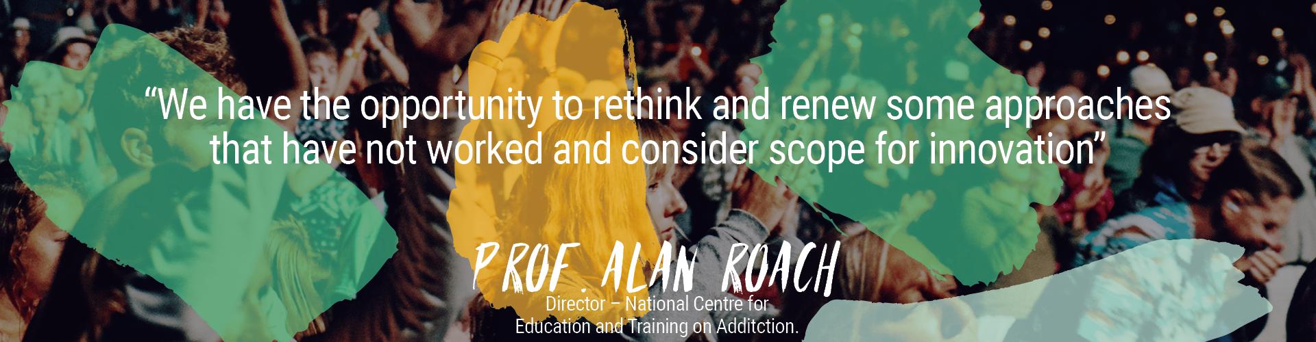 Prof Alan Roach